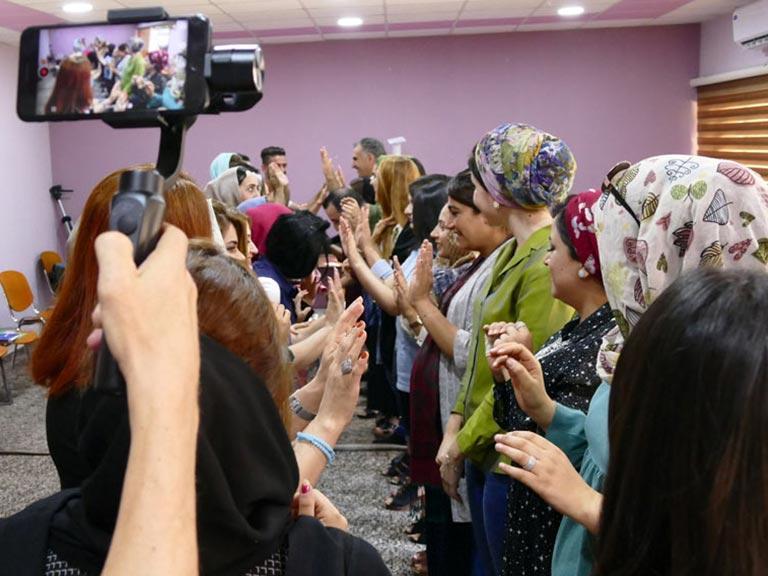 Workshop Community Empowerment in Dohuk (Kurdistan)