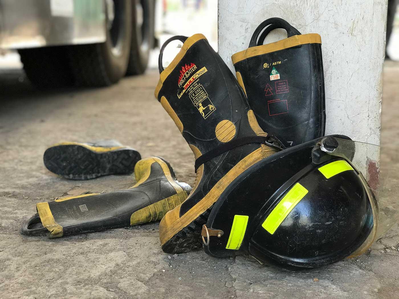 Feuerwehr Ausrüstung Addis Abeba